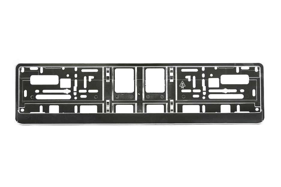 Kennzeichenhalter Chrom (520 x 110 mm)