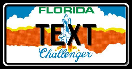 US-Florida Challenge, 300x150 mm