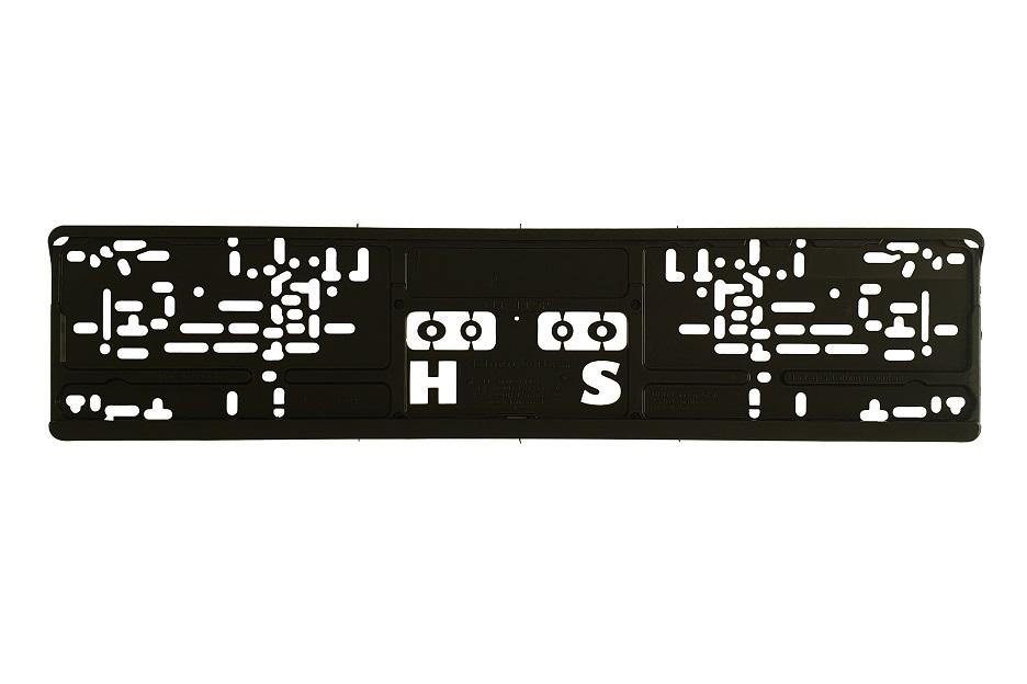 Schmaler Kennzeichenhalter  (520 x 110 mm)