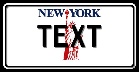 US-New York Liberty, 300x150 mm